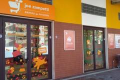 """""""Joe Zampetti"""": oggi l'apertura in via Giovinazzo del nuovo punto vendita"""