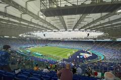 Europei di calcio, tifosi anche da Molfetta per l'esordio dell'Italia a Roma