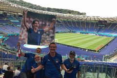Euro 2020, tre vittorie su tre per l'Italia. Anche ieri tifosi da Molfetta a Roma