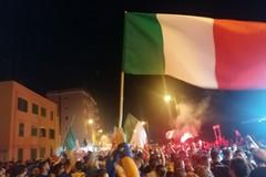 L'Italia sul tetto d'Europa: notte tricolore a Molfetta