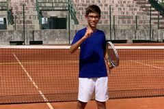 Tennis, ancora ottime prestazioni per Giuseppe Samarelli ai campionati italiani Under 11