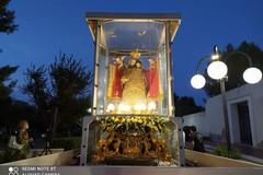 """Festa patronale, per la Madonna dei Martiri tappa anche a """"Don Grittani"""""""