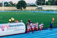 Grande rimonta del Borgorosso Molfetta a Trinitapoli: da 2-0 a 2-2