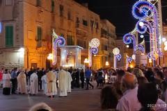 Festa Patronale: la Madonna dei Martiri sul mezzo mobile torna in Basilica