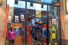 """Al Gran Shopping Mongolfiera di Molfetta apre lo store """"Zagaria sport"""""""