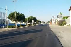 Incidente alla Zona Industriale, due auto coinvolte. Una si ribalta