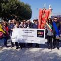 Brindisi, marcia contro le mafie promossa da Libera: presente anche una delegazione di Molfetta