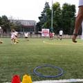 Le giocatrici della Nox Molfetta allenano le piccole del settore giovanile