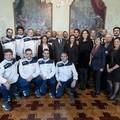 Il molfettese Fabio Petruzzella ospite di Mattarella con la Nazionale di Calcio Trapiantati