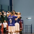 Il Futsal Molfetta si qualifica alla Final Four di Coppa Italia