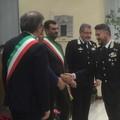 Dal Comune di Molfetta encomio solenne al maggiore Vito Ingrosso