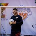 Marco Andriani sarà il vice allenatore della Sefa Aquile Molfetta