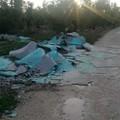 Ancora rifiuti abbandonati a Molfetta: il caso nella zona industriale