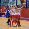 La Femminile Molfetta al secondo turno di Coppa Italia