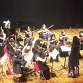 """L'orchestra  """"Gabriella Cipriani """" al Traetta Opera Festival di Bitonto"""