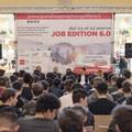 Grande successo per la prima giornata del Job Edition 6.0
