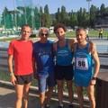 Aden Exprivia Molfetta, conclusi i campionati italiani individuali assoluti
