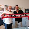 Antonio Caputo firma con la Molfetta Calcio