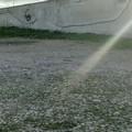 Rimossi i rifiuti dal parcheggio pubblico del Gavetone