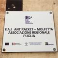 Associazione Antiracket Molfetta, conferenza stampa di relazione sui dati e sulle attività del territorio