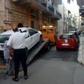 Auto di un molfettese ritrovata a Terlizzi