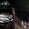 Auto rubata a Molfetta, poi spedita a Cerignola: recuperata una Fiat 500