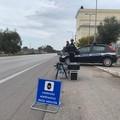 Sulla 16 bis a 188 km/h: sanzionato dalla Polizia Locale di Molfetta