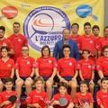 Tennistavolo L'azzurro Molfetta, la squadra femminile in serie B