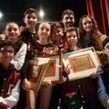 Prestigioso riconoscimento per i giovani ballerini della dance Company