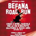 Befana Road Run: evento annullato per la previsione di avverse condizioni meteo