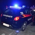 Esplosi colpi d'arma da fuoco in via San Giovanni. Carabinieri sul posto