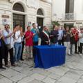 L'Amministrazione comunale guidata da Tommaso Minervini compie tre anni