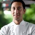 Lo chef molfettese Abbattista alla guida dell'Albereta, sul lago d'Iseo