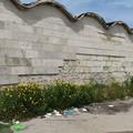 Che succede al muro di cinta del Cimitero di Molfetta?