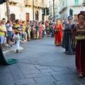 A Molfetta è andata in scena l'ottava edizione del Corteo Storico di Santa Rita