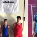Dalla Polisportiva Libertas Molfetta alla Nazionale Italiana: il sogno di tre lottatori