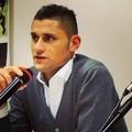 """Eugenio Abbattista allo stadio  """"Meazza """" di Milano per Inter - Lazio"""