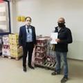 Dal Gran Shopping Mongolfiera di Molfetta donazione al Comune per famiglie bisognose