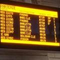 Ancora bollino nero per il traporto: treni in ritardo nella stazione di Molfetta