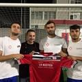 La Virtus Molfetta ufficializza i portieri: Xhafaj, Mongelli e Mezzina