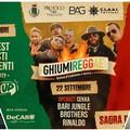"""Sabato la prima edizione del  """"Ghiumireggae """" Festival di tradizione e musica"""