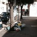 Sacchetti di rifiuti ammassati? I bambini ci giocano!