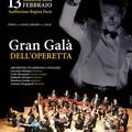 """Fondazione Valente, rinviato al 2 aprile il  """"Gran Galà dell'operetta """""""