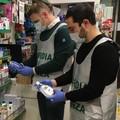 Mascherine e gel a prezzi gonfiati: a Molfetta controlli della Finanza