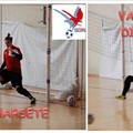 Futsal Molfetta, porta blindata con Dicuonzo e Narsete