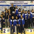 Polispoltiva Libertas Molfetta Campione d'Italia Giovanissimi stile Greco-Romana