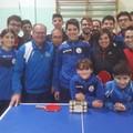 Tennistavolo L'Azzurro Molfetta, tris di vittorie in campionato