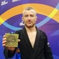 Terzo posto per Francesco Mininni all'Europeo di Brazilian Jiu Jitsu