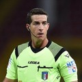 Ayroldi quarto uomo in Fiorentina-Juventus. Abbattista per la Roma