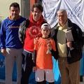 Giuseppe Samarelli: da Molfetta tra le giovani promesse del tennis italiano